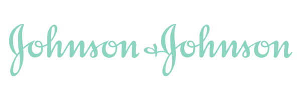Johnson & Johnson Logo, Client of San Diego Voice and Accent