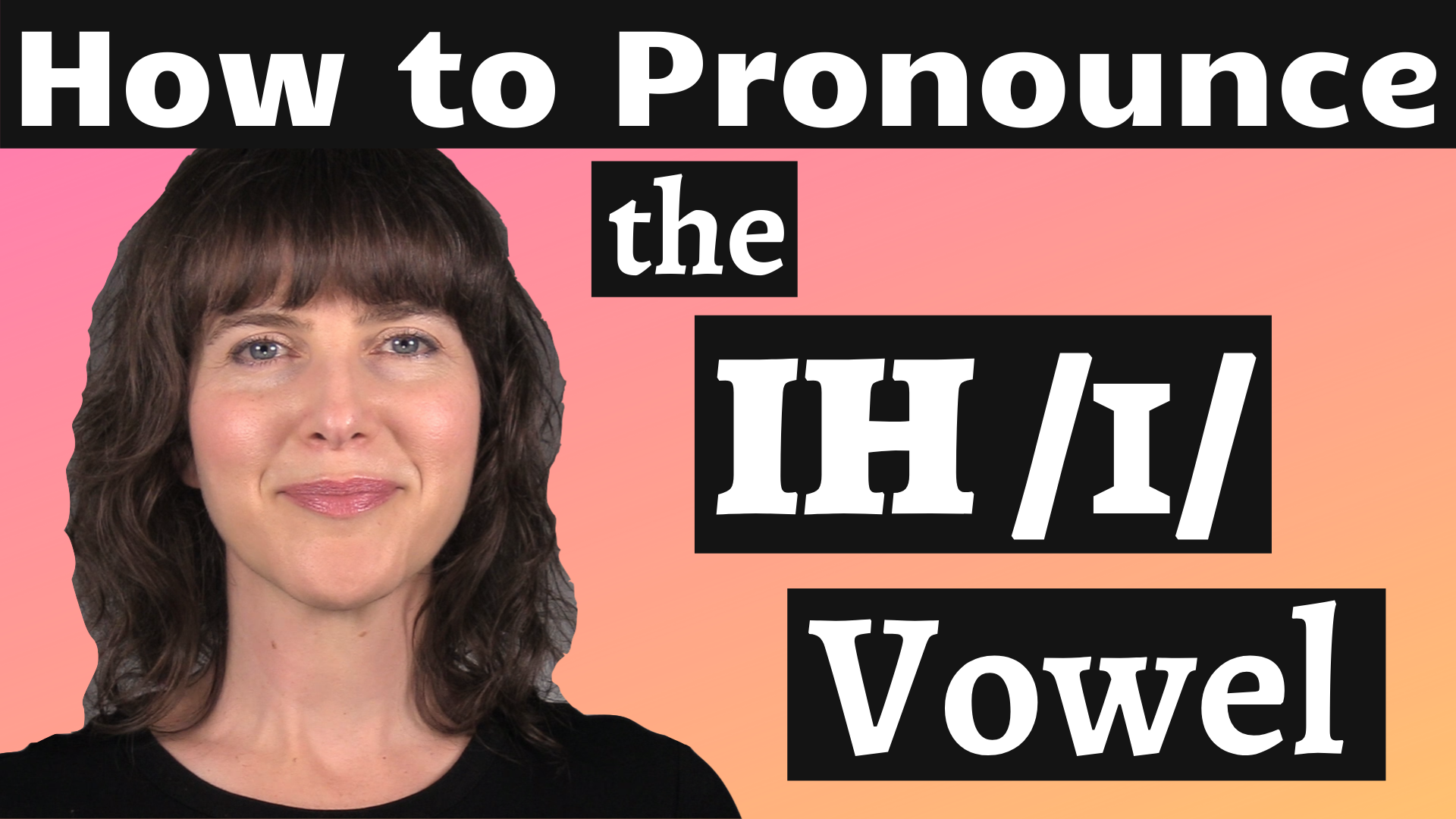 Learn the American accent with free English pronunciation videos